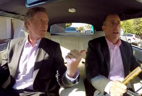 will ferrell comedians in cars getting coffee episode thrillist. Black Bedroom Furniture Sets. Home Design Ideas