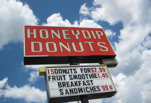 Honey Dip Donuts