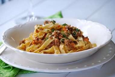 Amici NOLA - pasta bolognese