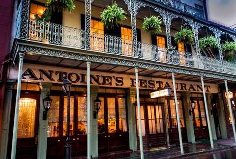 Antoine S Restaurant Facebook