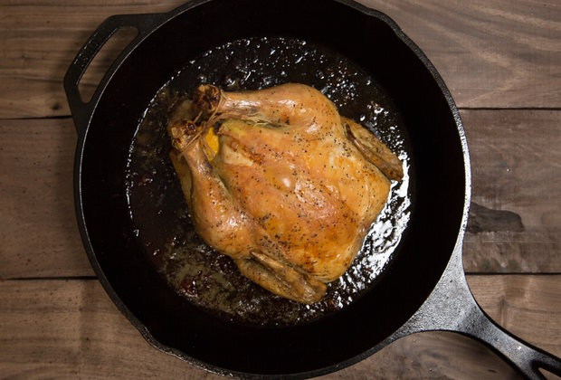 Things You're Doing Wrong When Roasting a Chicken