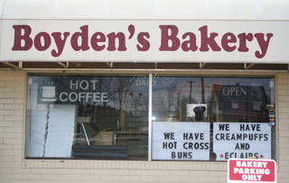 Boyden's Bakery Inc.