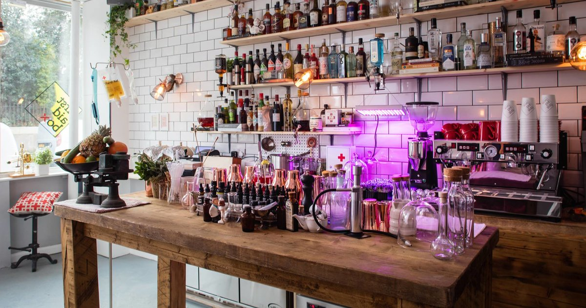 La Cabina London : Best new winter london bars restaurants thrillist