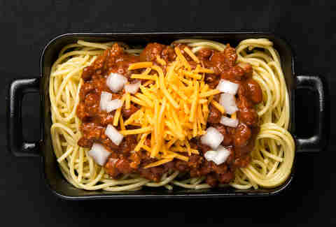 Cincinnati Five Way Chili