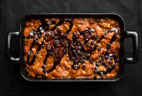 Chipotle Chocolate Chili