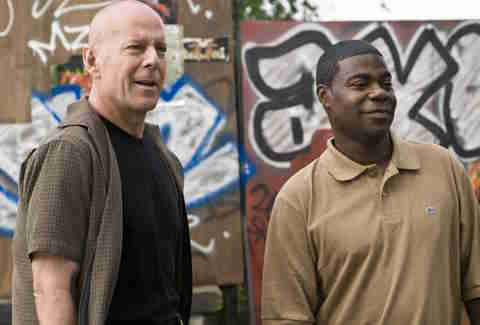 Cop Out, 2010, Bruce Willis, Tracy Morgan, Kevin Smith
