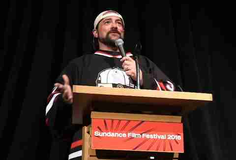 Kevin Smith, Yoga Hosers, Sundance 2016