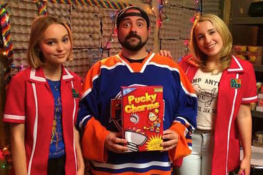 Yoga Hosers, Lily-Rose Depp, Kevin Smith, Harley Quinn Smith
