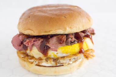 Top Round Roast Beef Brunch Los Angeles