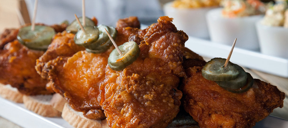 Nashville Hot Chicken Is Taking Over The World
