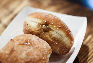 Apple Fritter Donut Shop