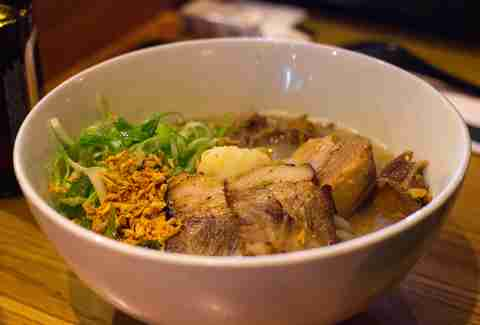 Totto Ramen, Ramen Bowl