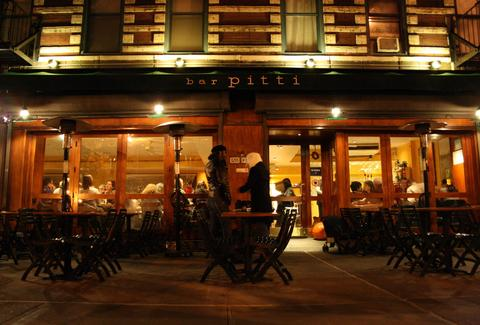 Bar Pitti in the Greenwich Village: A See and be Seen ...