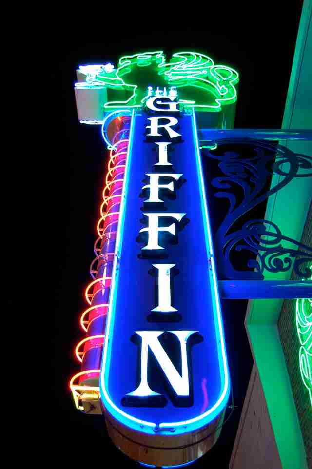 The Griffin, Las vegas craft beer bar