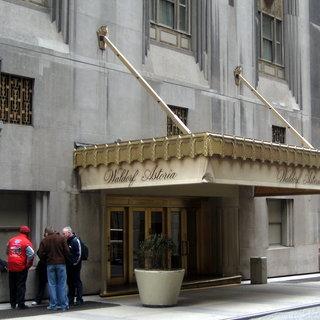 Waldorf Astoria New York