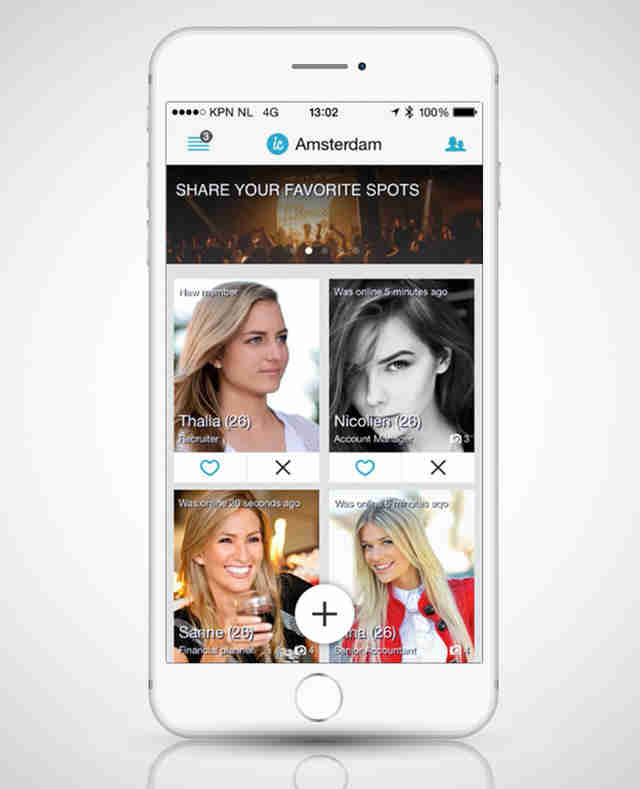 Raya celebrity dating app