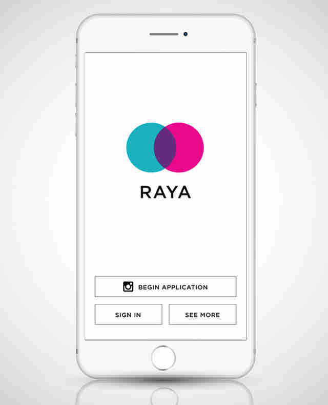 elite dating app raya