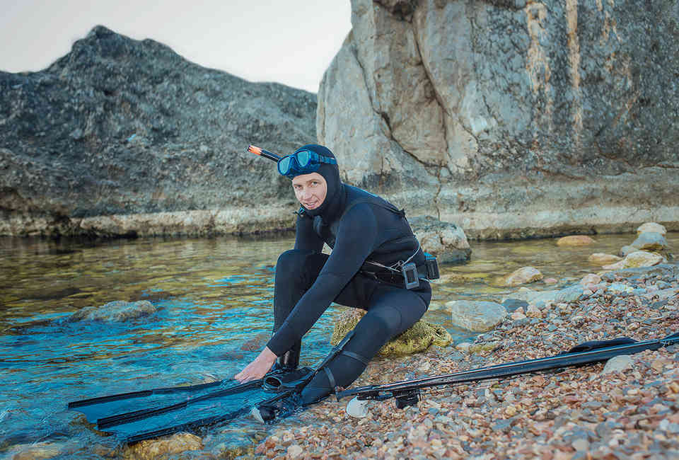 Everything You Ever Needed To Know About Spearfishing