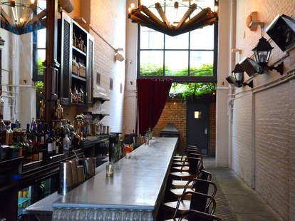 Iron Gate restaurant in DC