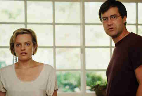 Mark Duplass and Elisabeth Moss star in The One I Love movie
