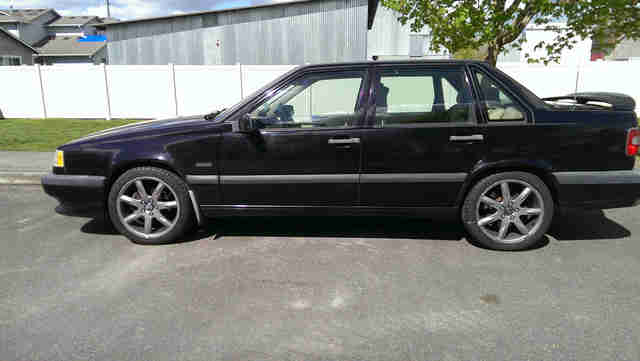 1997 Volvo 850 R for sale