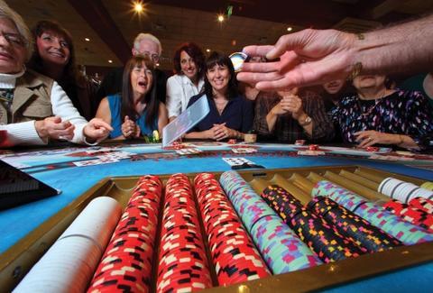 Suquamish casino and harrahs casino-st louis
