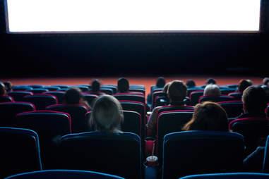 movies, movie theater, seats
