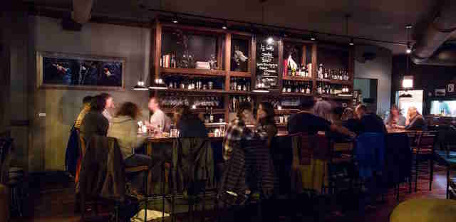 Webster's Wine Bar, Chicago, Logan Square bars