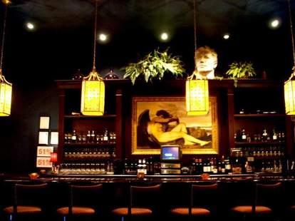 absolve wine lounge interior houston texas