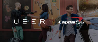 uber and capital one
