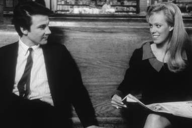 Harvey Keitel and Zena Bethune in Martin Scorsese's Who's That Knocking at My Door