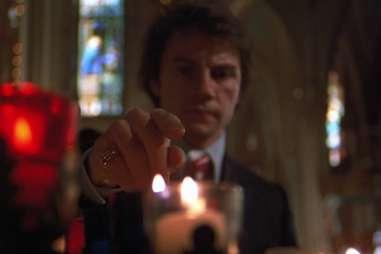 Robert DeNiro in Martin Scorsese's Mean Streets