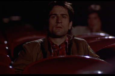 Robert DeNiro in Martin Scorsese's Taxi Driver