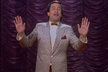 Robert DeNiro in Martin Scorsese's King of Comedy