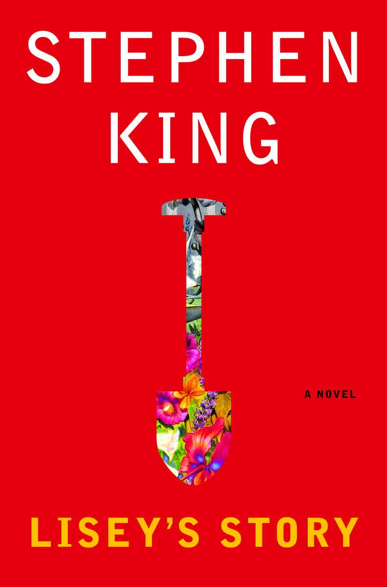Lisey's Story cover, book, Stephen King, shovel