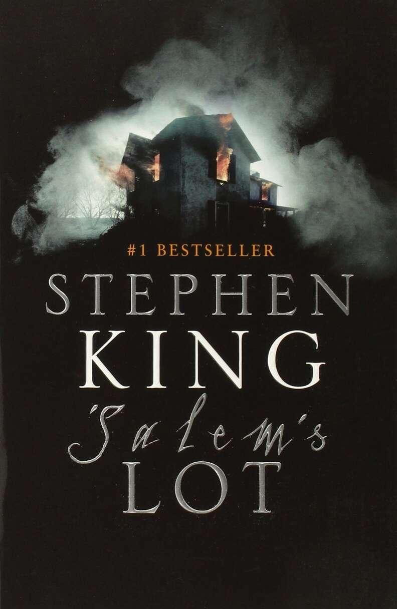 Salem's Lot book, Salem's Lot cover, Salem's Lot Stephen King