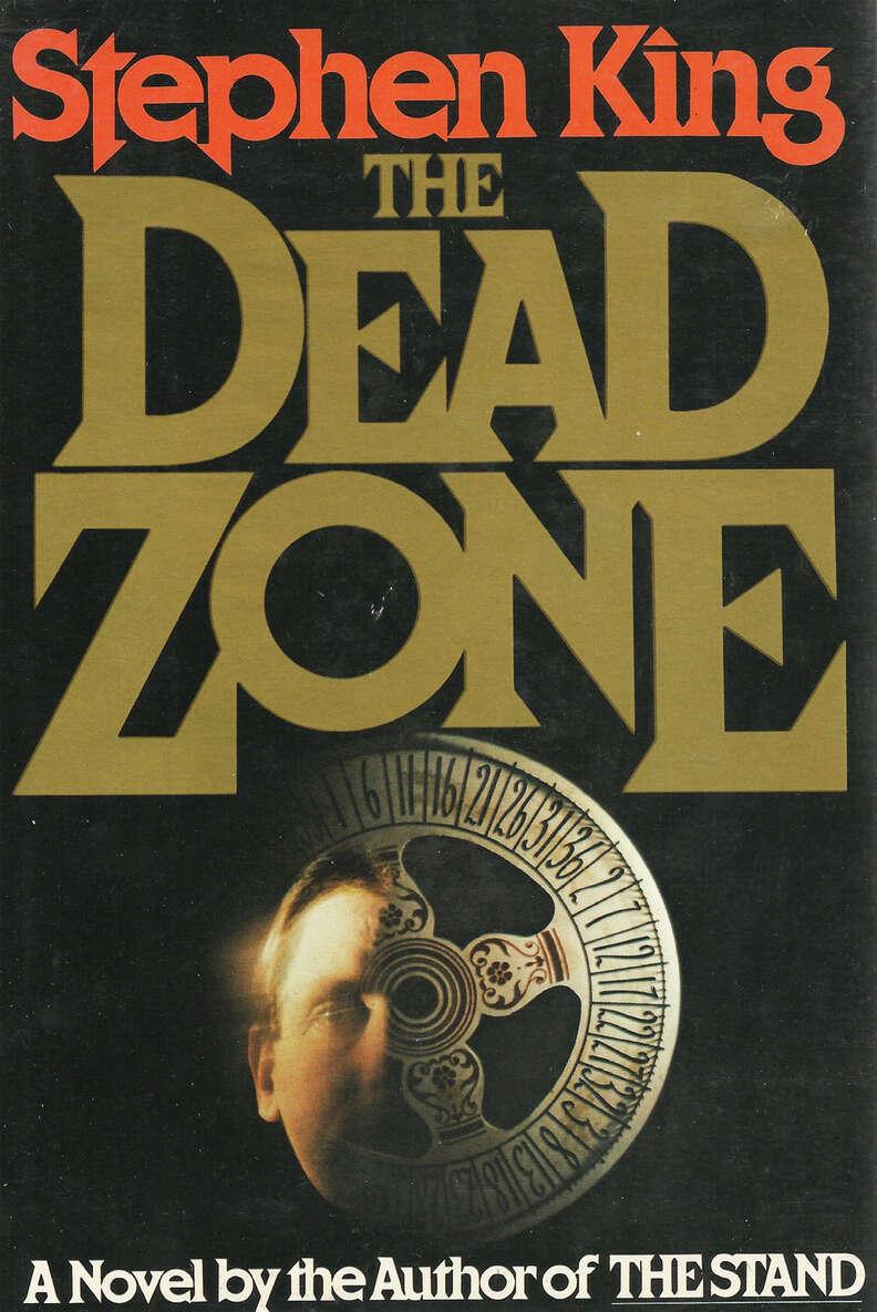 Dead Zone book, Dead Zone cover, Dead Zone Stephen King