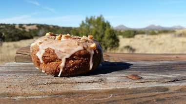 Whoo's Donuts Santa Fe