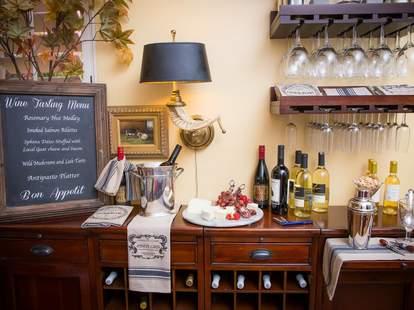 Arcadia Wine Bar in Old Town Scottsdale, Phoenix, Arizona