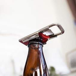 Hermetus bottle opener beer gadget