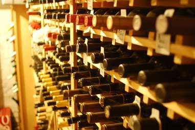 Wine cellar at Pittsburgh's Spoon
