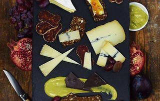 Pastoral Artisan Cheese, Bread and Wine