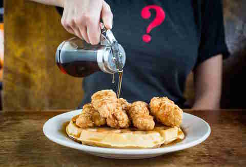 Honest Johns, Chicken and Waffles, Detroit food, Southern food