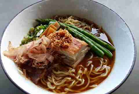 ramen, Johnny Noodle King, Detroit food