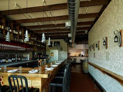 Terzo Vino Bar, Minneapolis wine bar