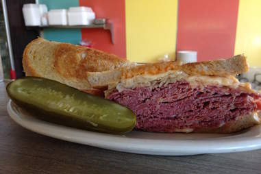 Reuben sandwich, Hygrade Deli, Detroit sandwiches