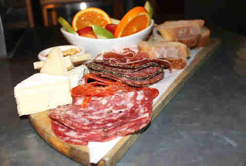 cheese platter, Wine Steals, San Diego wine bars