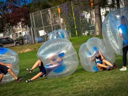 Urban Sports LA Bubble Soccer in Los Angeles, California
