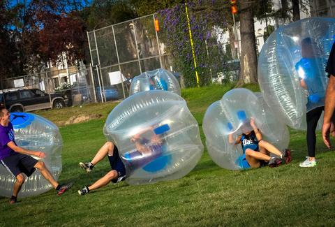 Urban Sports LA Bubble Soccer in Los Angeles, California
