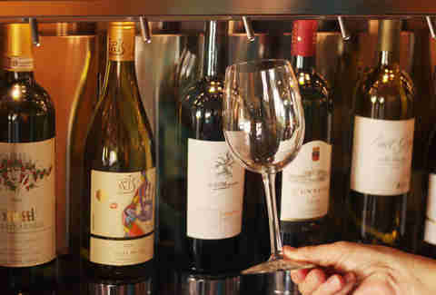wine, Greencork, Memphis wine bars